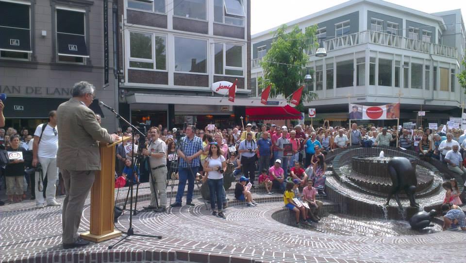 Jeroen Hatenboer, Loco-Burgemeester Enschede