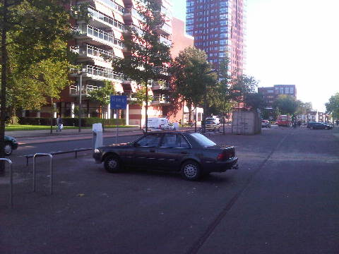 Oplaadautomaat Enschede