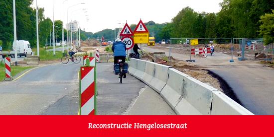 Reconstructie Hengelosestraat